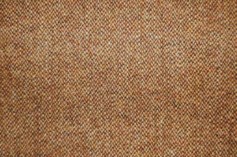 Harris Tweed Hebrides Plain Fabric - Tolsta Dunes