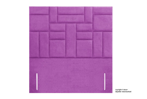 Charlotte Upholstered Headboard - Boysenberry