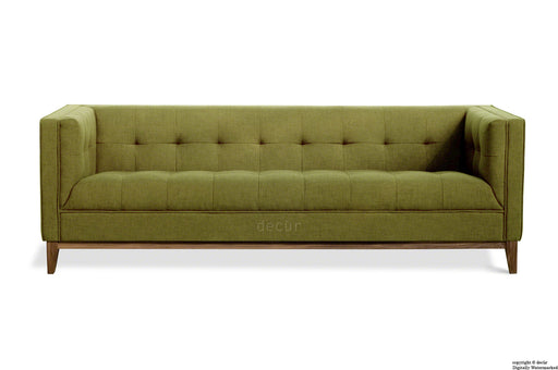 The Fifty Nine Linen Sofa - Olive
