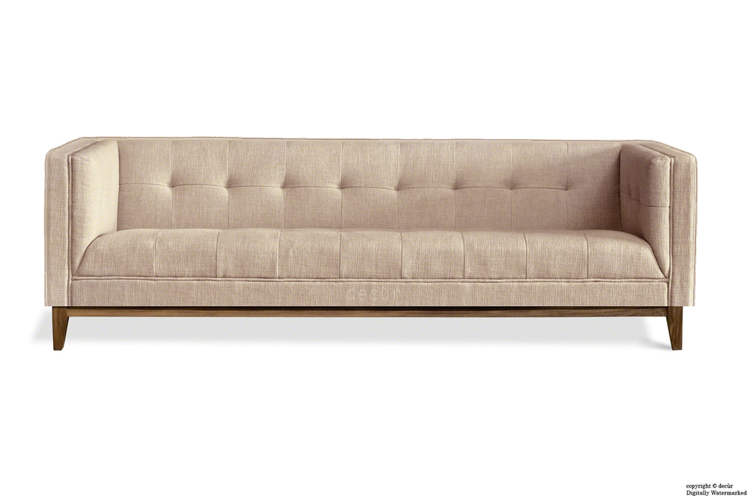 The Fifty Nine Linen Sofa - Sand