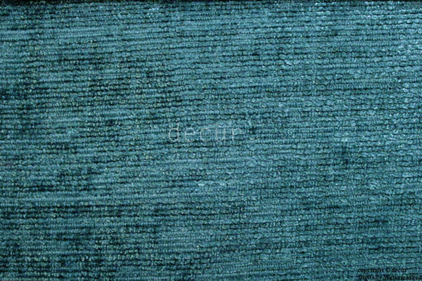 Ascot Chenille - Teal