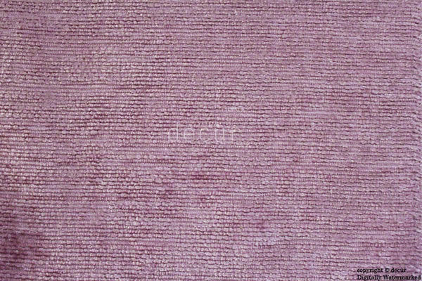 Ascot Chenille - Pink