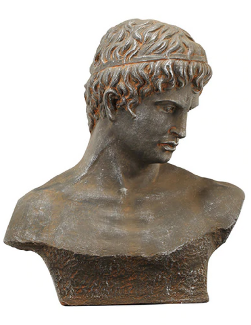 Ancient Greek Roman Bust Sculpture