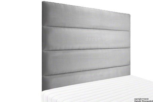 Boston Velvet Headboard - Dove