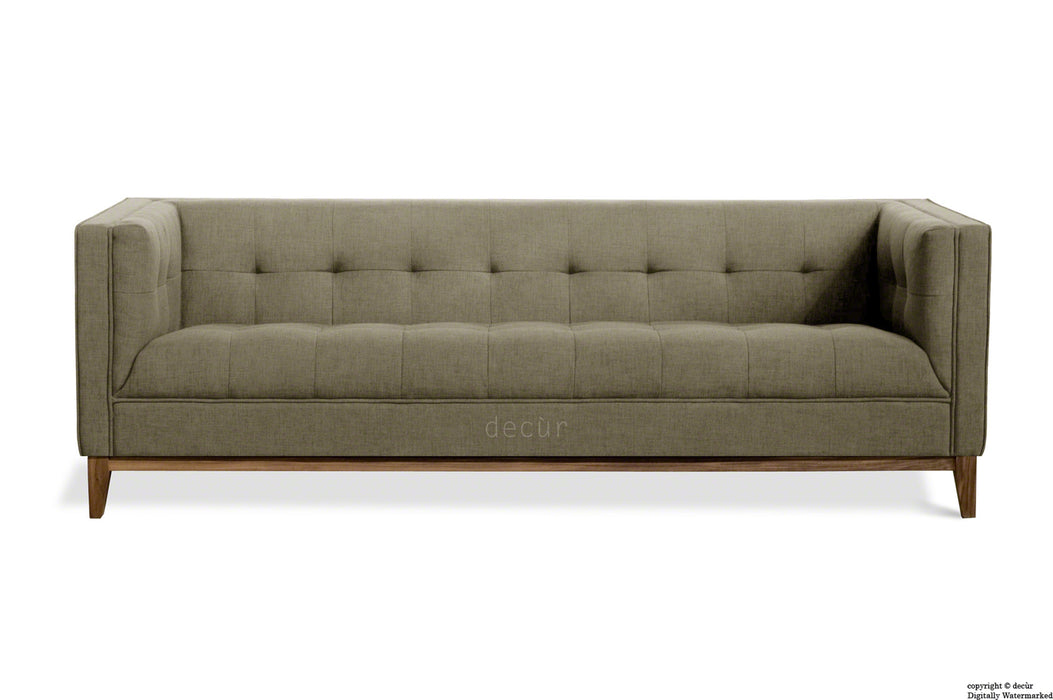 The Fifty Nine Linen Sofa - Camel