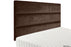 Amy High Headboard - Brown
