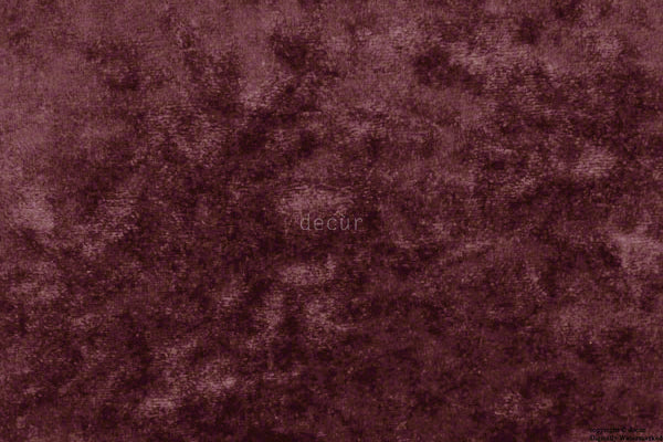 Serenity Crushed Velvet - Mulberry