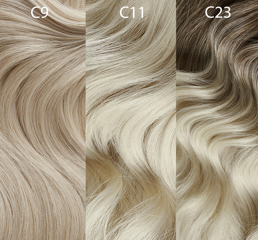 Rooted Blonde Extensions