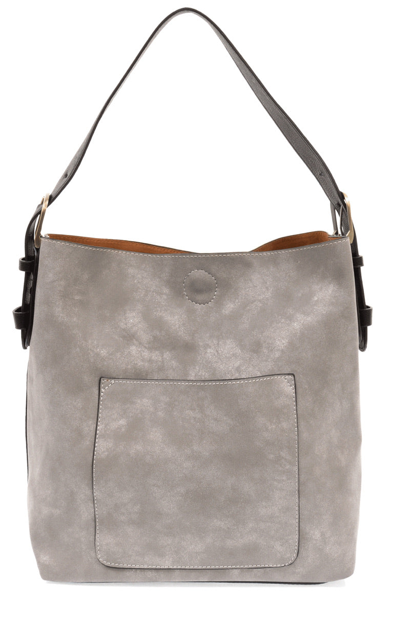 Lux Hobo Handbag