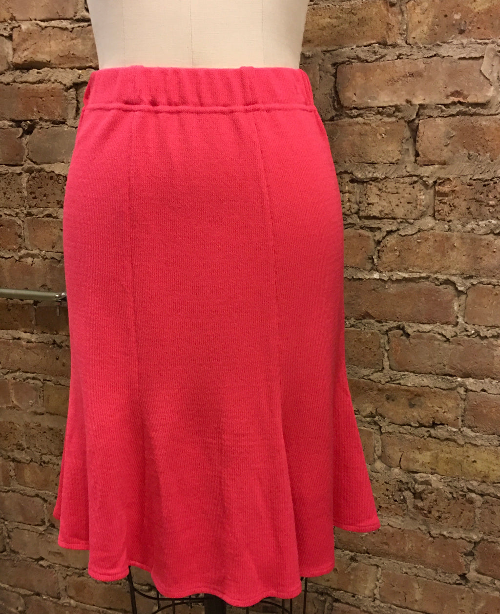 Vintage St John by Marie Gray elastic knit skirt