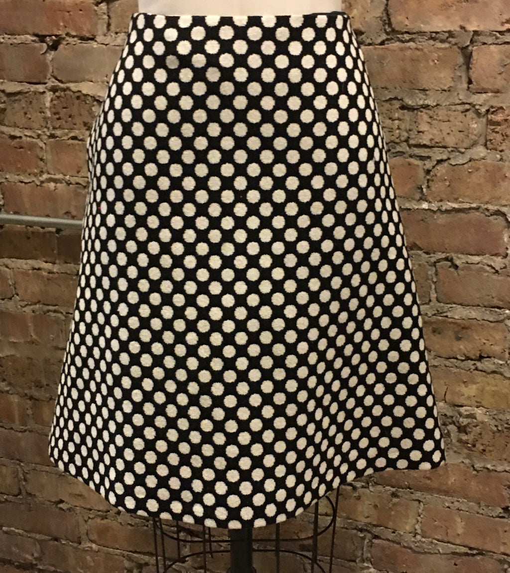Boden Polka dot Skirt