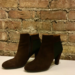 Eric Michael  suede ankle boots