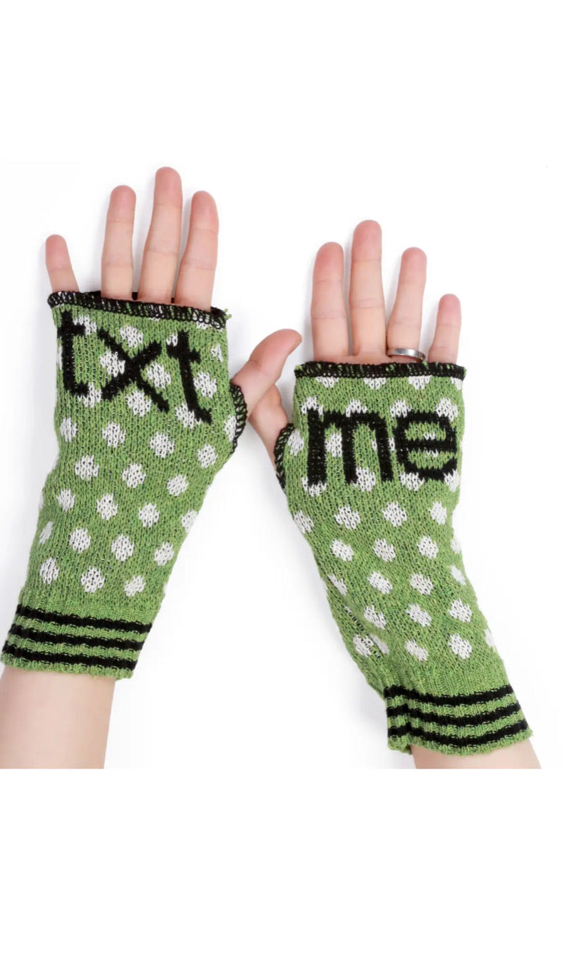Margin Builder Text Me Hand Warmer