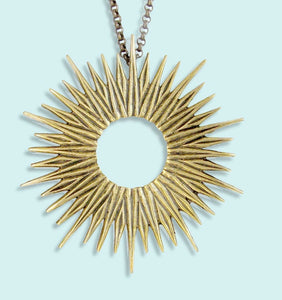 RADIANT SUN NECKLACE