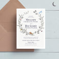 Meadow Reception Invite
