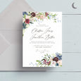 Midsummer Twilight Reception Invite