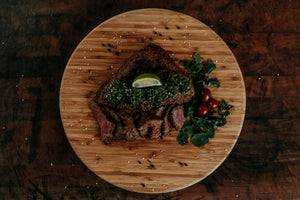 Grilled Tri-Tip with Chimichurri