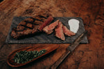 New York Strip Bundle -Japanese Wagyu from Raikes Beef in Nebraska