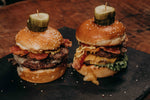 Burgers & Sliders Pack -Japanese Wagyu from Raikes Beef in Nebraska