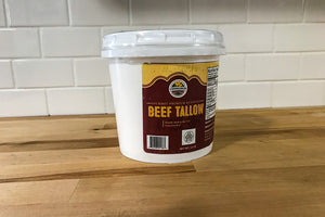 Beef Tallow - Raikes Beef Co.