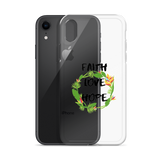 FAITH LOVE HOPE iPhone Case
