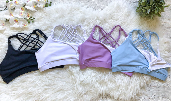 Why Do you Need a Nursing Sports Bra and How to Choose the Right One for You?
