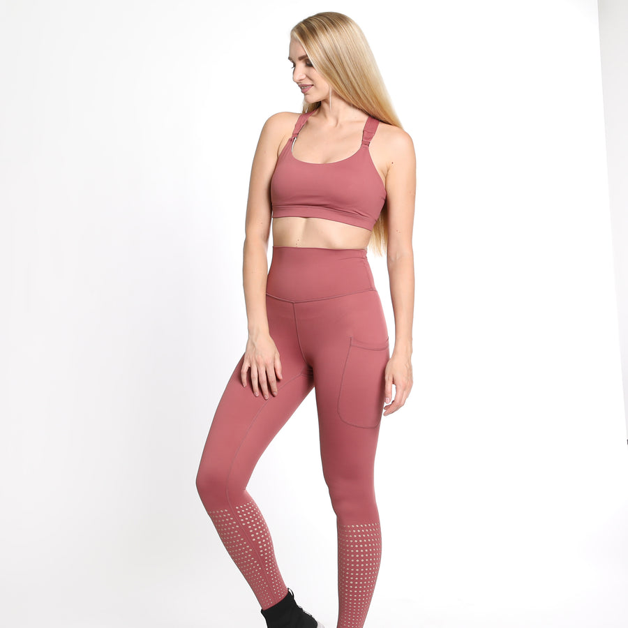 Chloe 2 Running Nursing Sports Bra - Sweat and Milk LLC