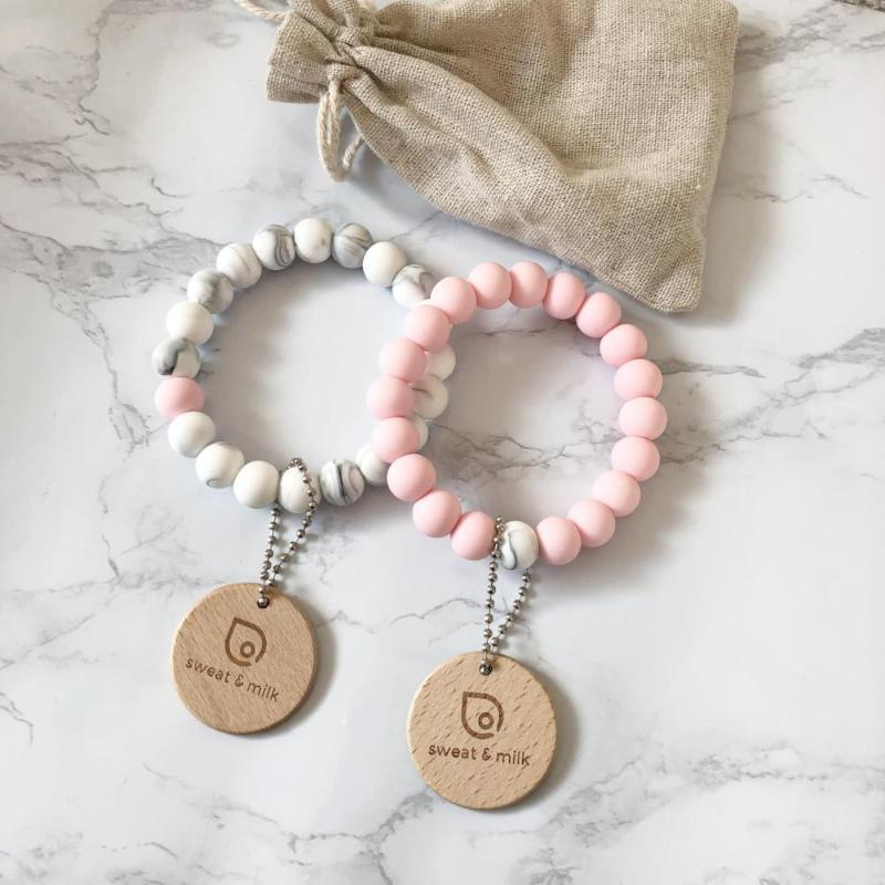 Nursing/Teething Bracelet - Sweat and Milk LLC