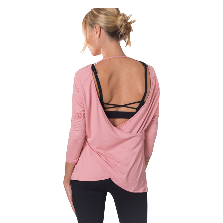 Charlotte Versatile Front and Back Nursing Top - Sweat and Milk LLC
