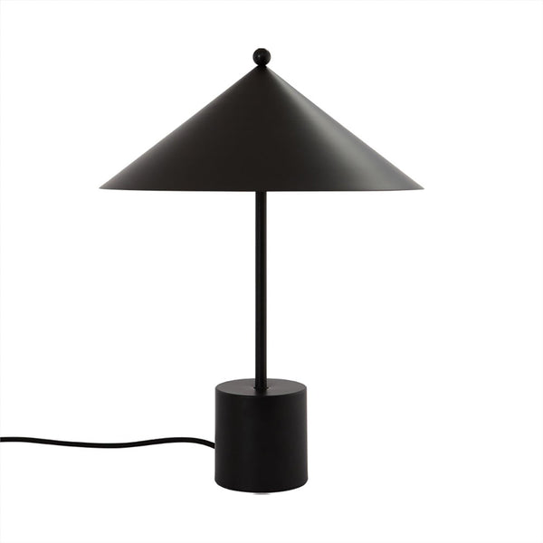 OYOY Living Design - OYOY LIVING Bordlampe Kasa Table Lamp Sort