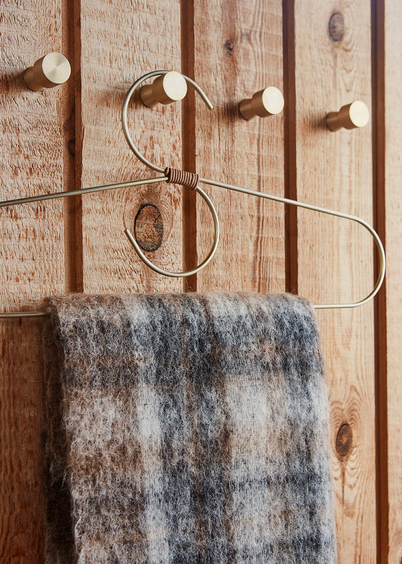 OYOY Living Design - OYOY LIVING Pin Knage / Greb - 2 Stk Hook Messing