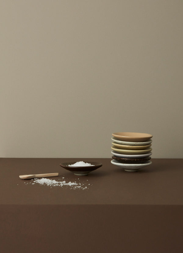 OYOY Living Design - OYOY LIVING Hagi Saltskål Dining Ware Dusty Lemonade
