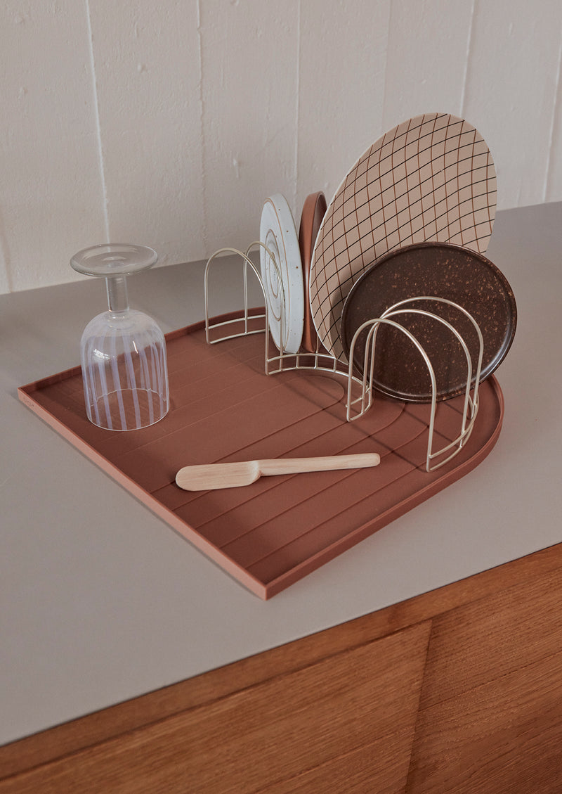 OYOY Living Design - OYOY LIVING Opvaskebakke Kitchen accessories 314 Fudge