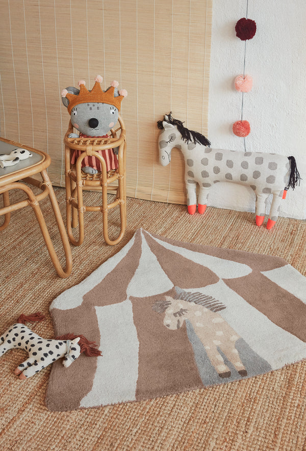 OYOY Living Design - OYOY MINI Pippa Tæppe Rug Multi