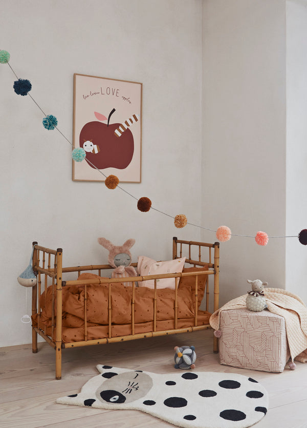 OYOY Living Design - OYOY MINI Pom Pom Guirlande Accessories - Kids Multi