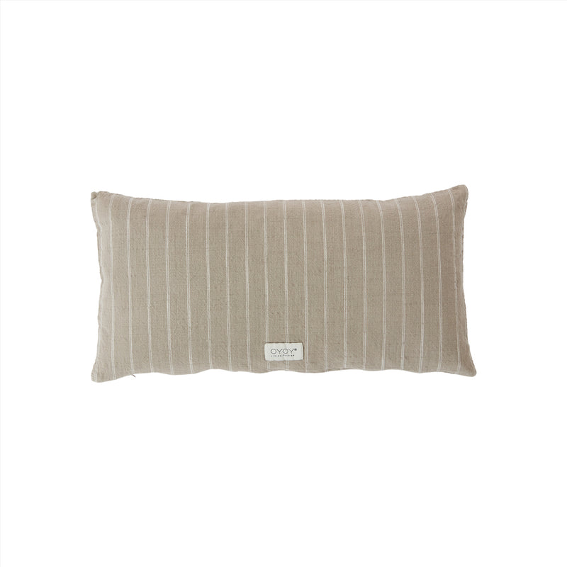 OYOY Living Design - OYOY LIVING Pude Kyoto Lang Cushion Clay