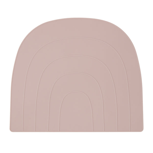 OYOY Living Design - OYOY MINI Rainbow Dækkeserviet Placemat Rosa