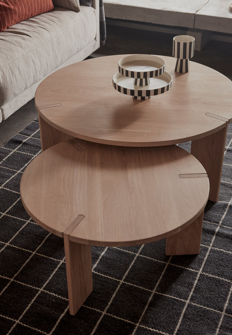 OYOY Living Design - OYOY LIVING Stuebord OY Stor Coffee Table Natur