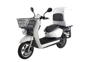 Scooter électrique Sunra Cagoo - Elec Scoot