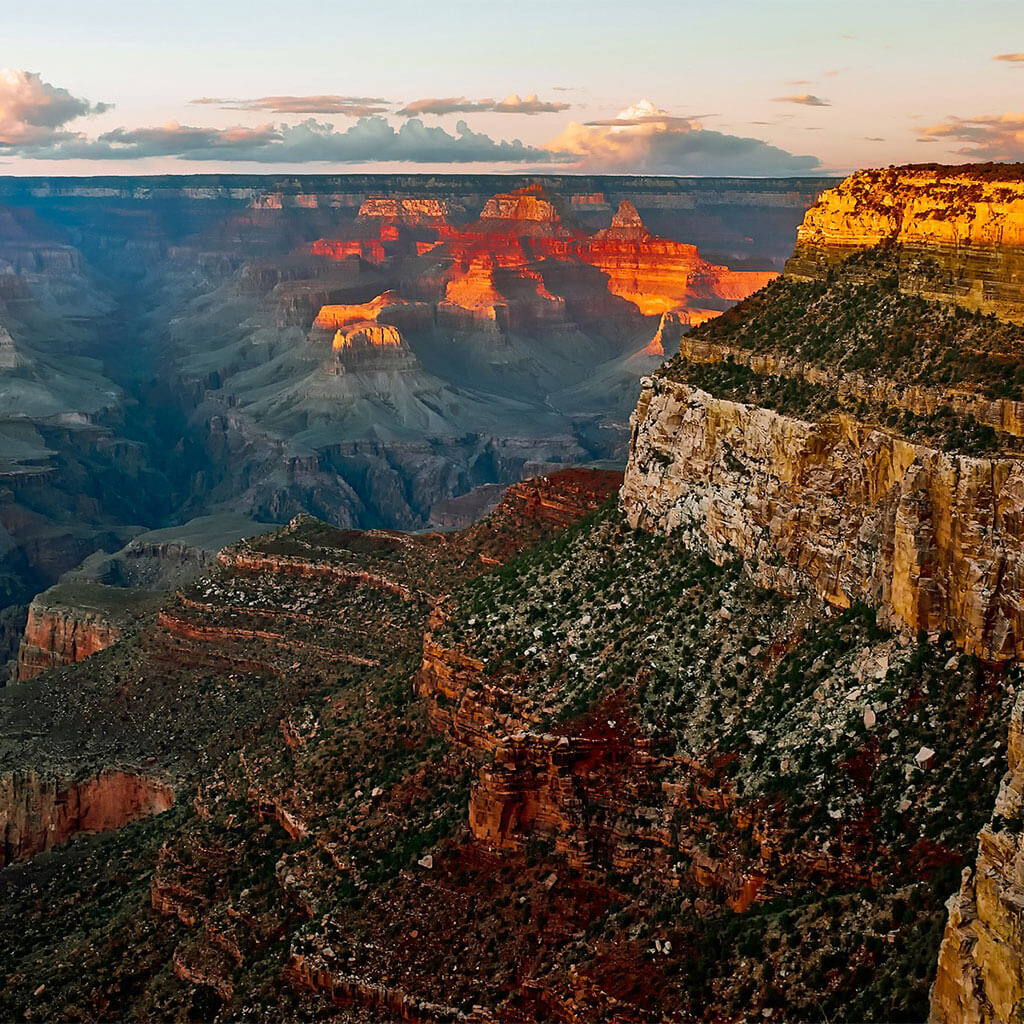 Grand Canyon, Arizona.