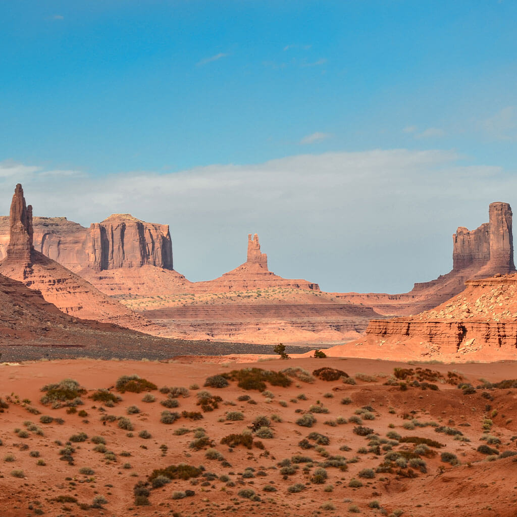 Olijato Monument Valley, United States