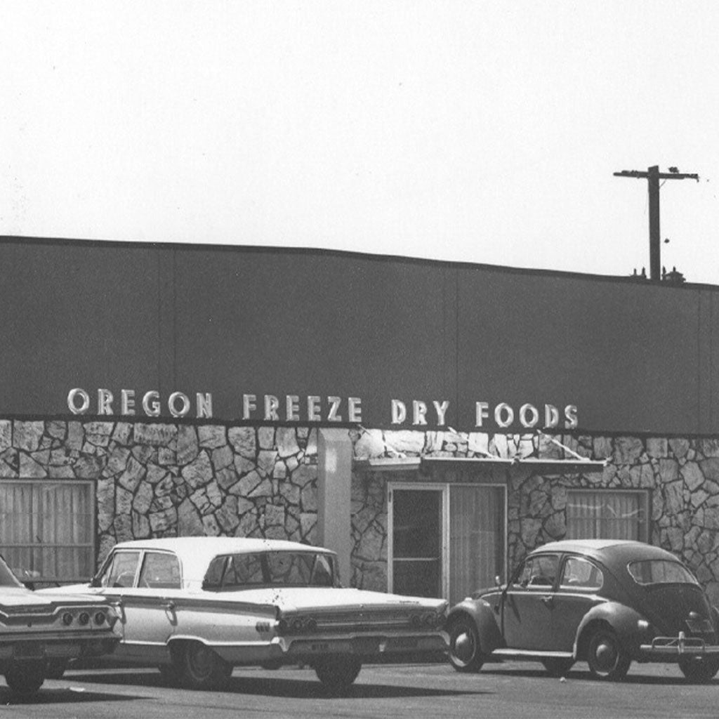 Oregon Freeze Dry in the 1960s