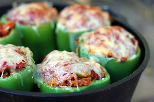 dutch over stuffed peppers