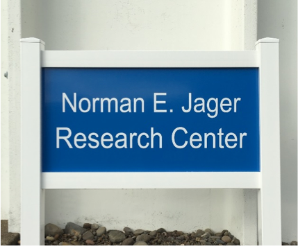 OFD Foods, Inc. honors Norm Jager by naming the R & D Center after him.