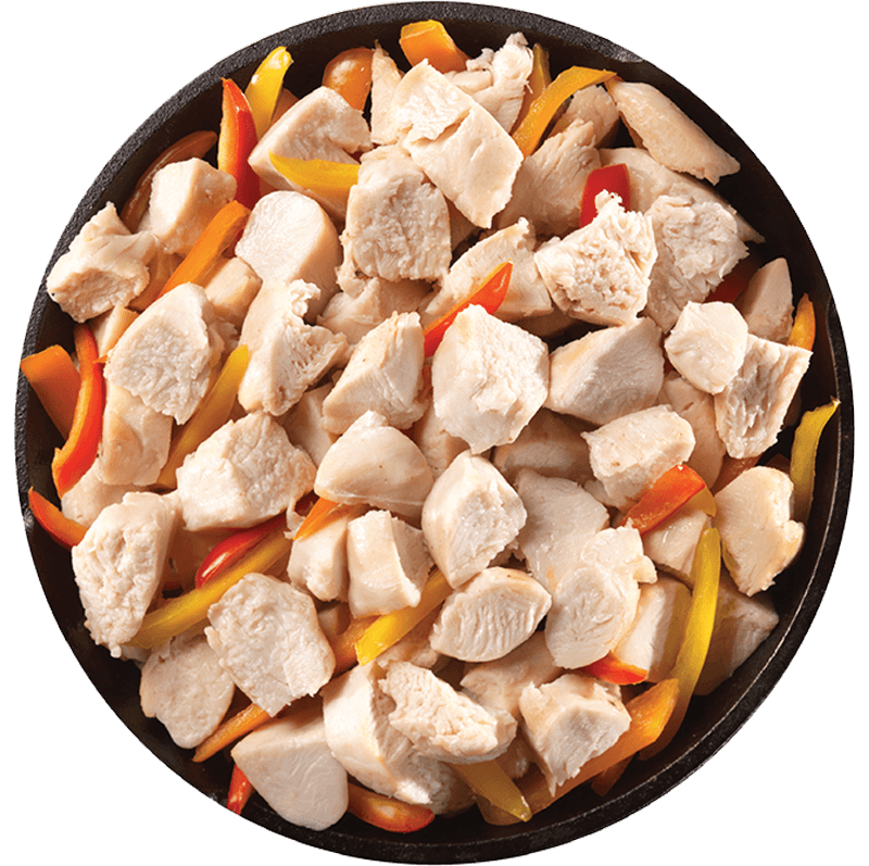 Diced Chicken - #10 Can