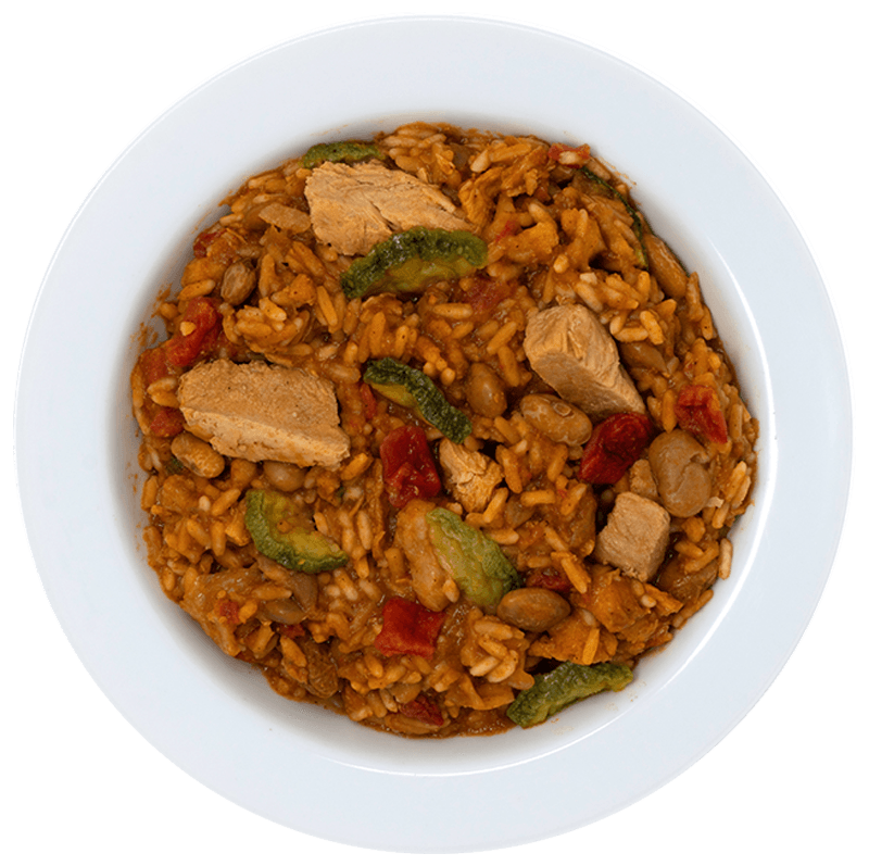 Mexican Adobo Rice with Chicken - #10 Can