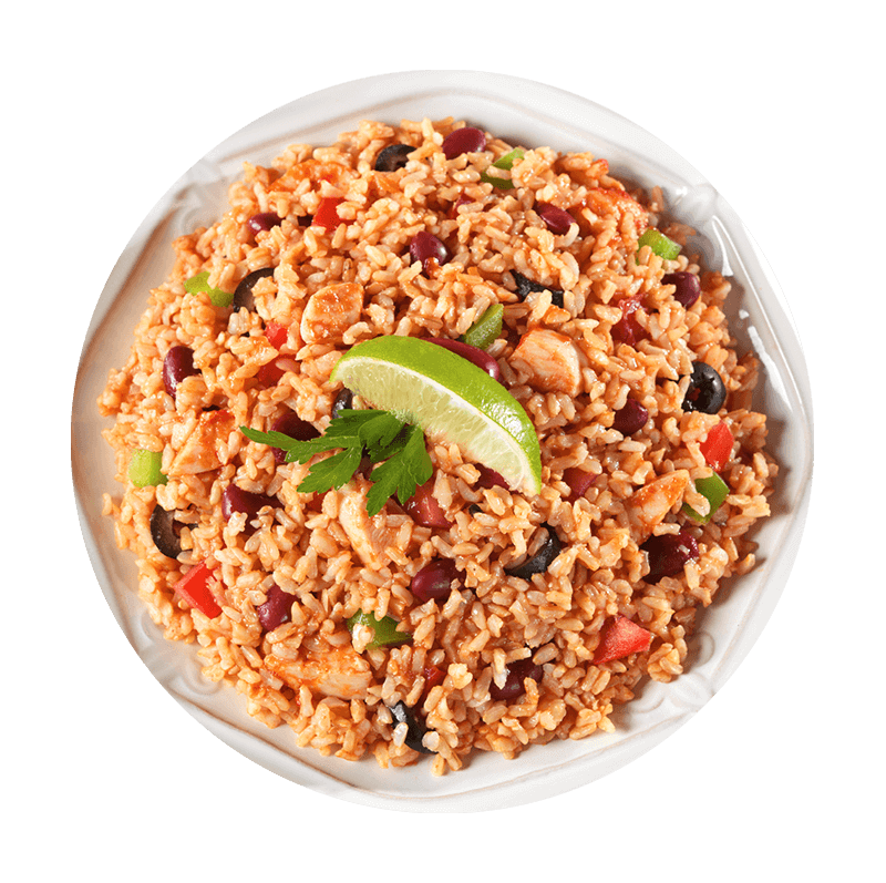 Mexican Rice and Chicken — MCW