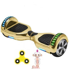 2019 APP ENABLED Chrome Gold Classic Hoverboard 6.5 Inch for Sale with Samsung Battery - Segwayfun