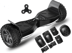 2018  APP ENABLED Segway Hummer All Terrain Extreme Hoverboard for Sale + Protective Set - Segwayfun