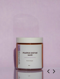 Nolaskinsentials Pumpkin Enzyme Mask